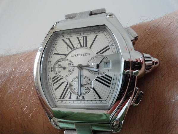 Cartier Roadster XL Orologi Replica