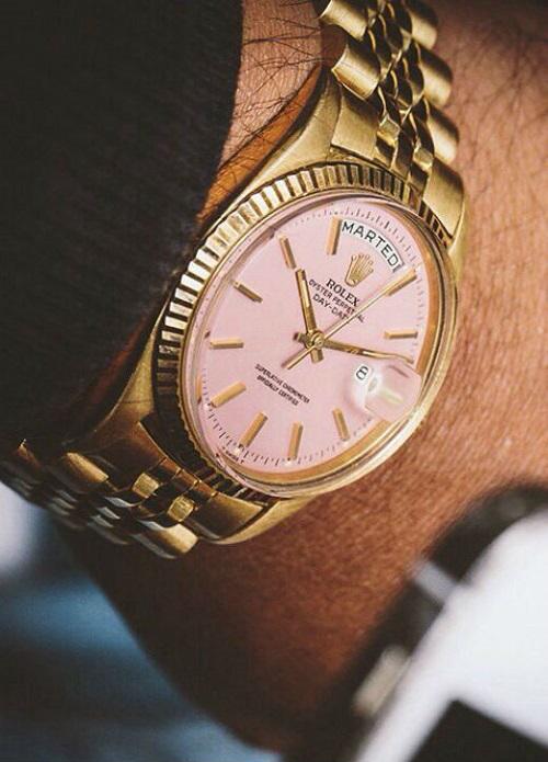 Replica Rolex Daydate, Il Simbolo Di Stato Finale