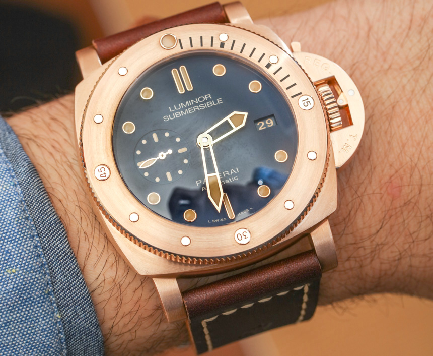 Panerai-Luminor-Submersible-1950-3-Days-Automatic-Bronzo-PAM671-ReplicaOrologiItalia