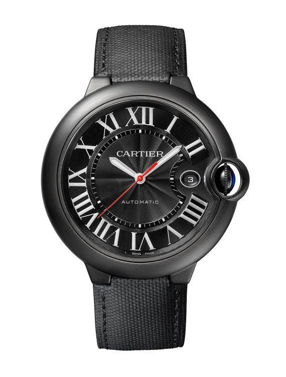 Introducendo il Cartier Ballon Bleu e Santos 100 Replica Orologi