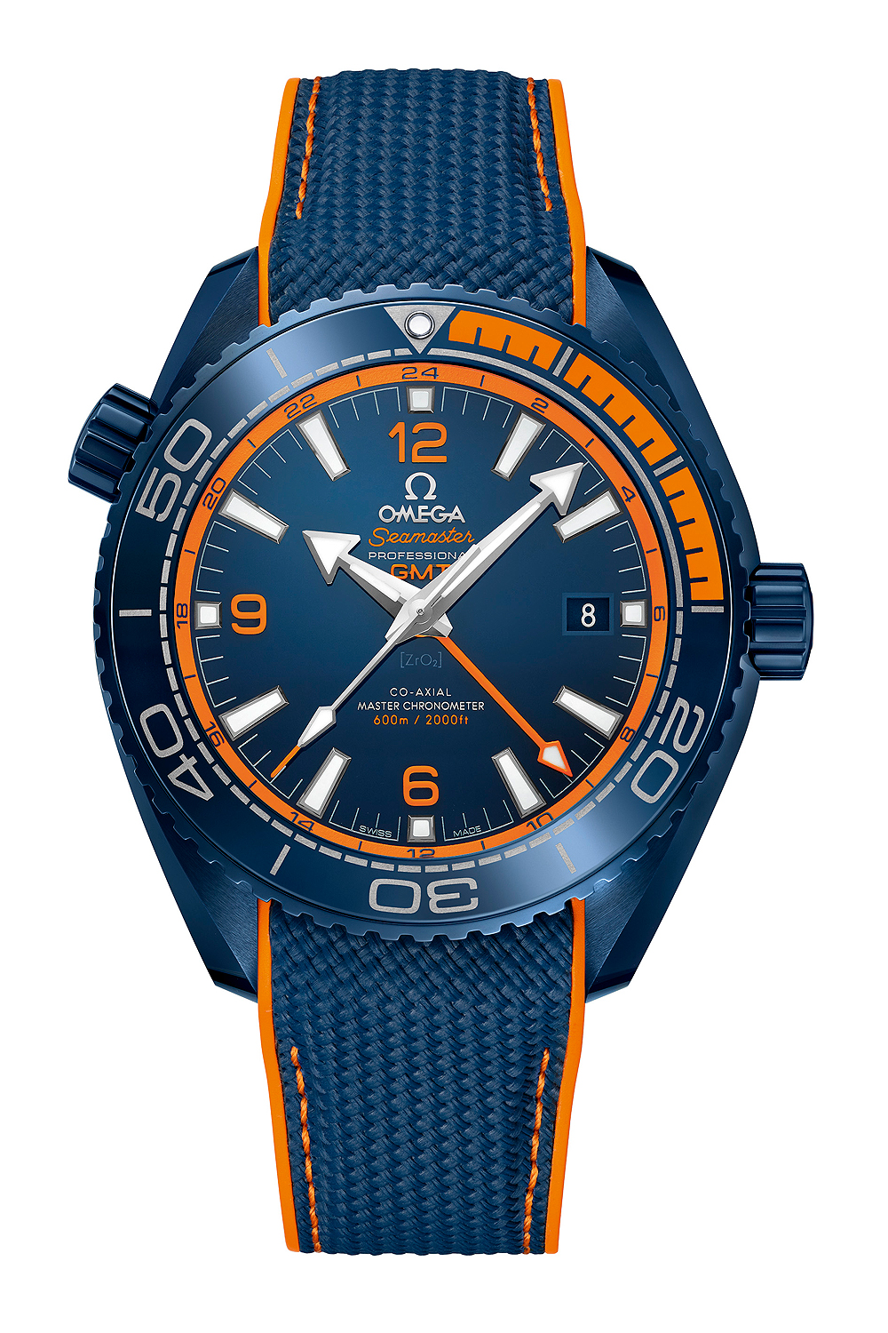 "Replica Orologi Omega Seamaster Planet Ocean ""Big Blue"""