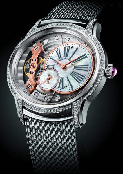 Vi Presentiamo Gli Orologi Replica Audemars Piguet Millenary Per Donna
