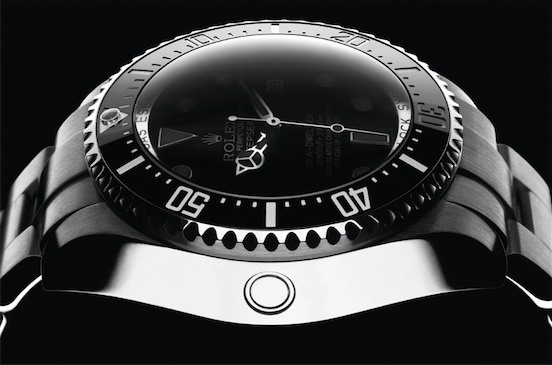 Quadrante Nero Replica Orologi Rolex Deepsea Italia