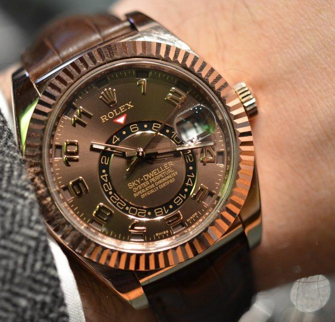 Rolex Sky Dweller Replica Orologi Svizzeri Recensione