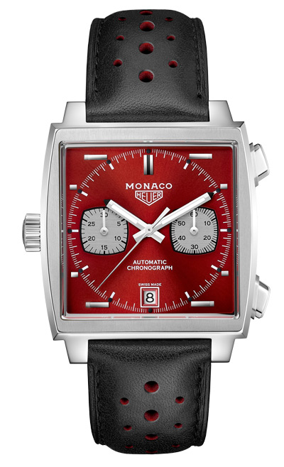 Monaco 1979–1989 Limited Edition Replica Orologio